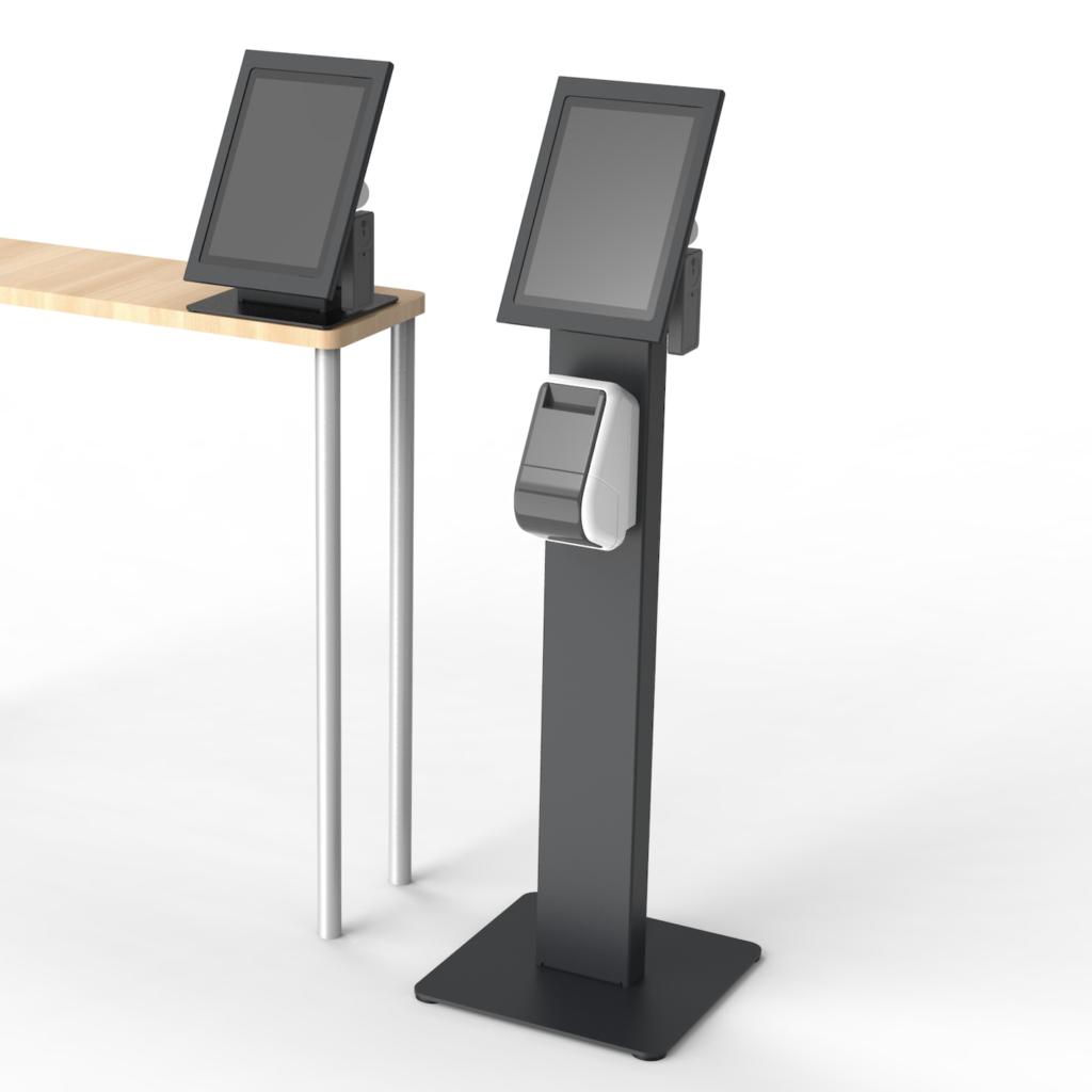 Desktop and Pedestal QuikSense Pro